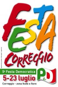 Festa PD Correggio 2012