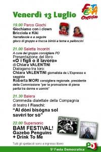 incontro con Chiara Valentini
